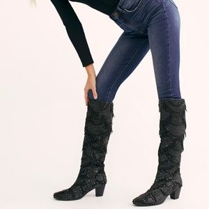 Free People Shoes - Free People Collection Disco Party Tall Boot